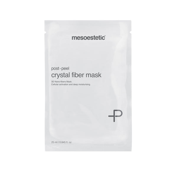 post_peel crystal fiber mask - 5 pc.