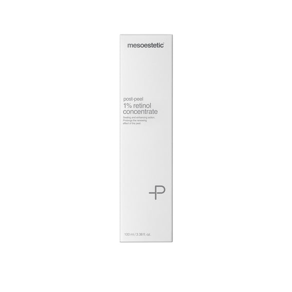 post-peel 1% retinol concentrate  - 100 ml