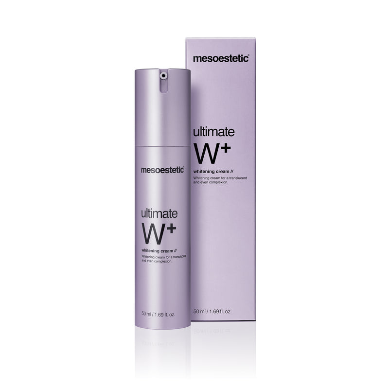 ultimate W+ whitening cream - 50 ml