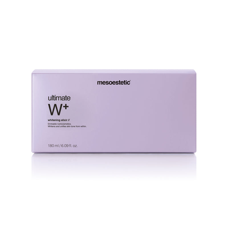 ultimate W+ whitening elixir - 6 x 30 ml