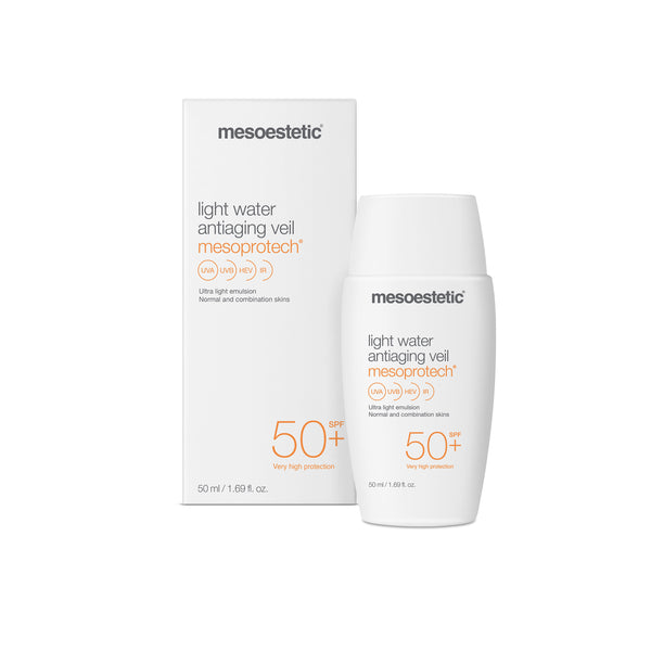 mesoprotech light water antiaging veil 50+ - 50 ml