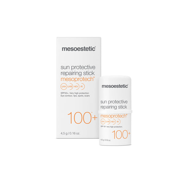 mesoprotech sun protective repairing stick 100+ - 4,5 gr