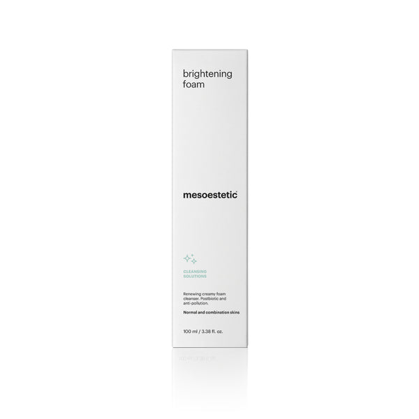brightening foam - 100 ml