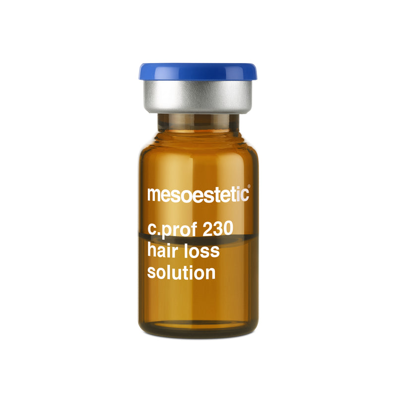 c.prof 230 hair loss solution - 5 x 5 ml