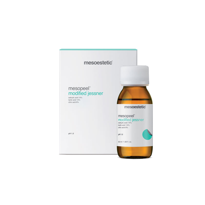 mesopeel modified jessner  - 50 ml + 1 neutralizing spray