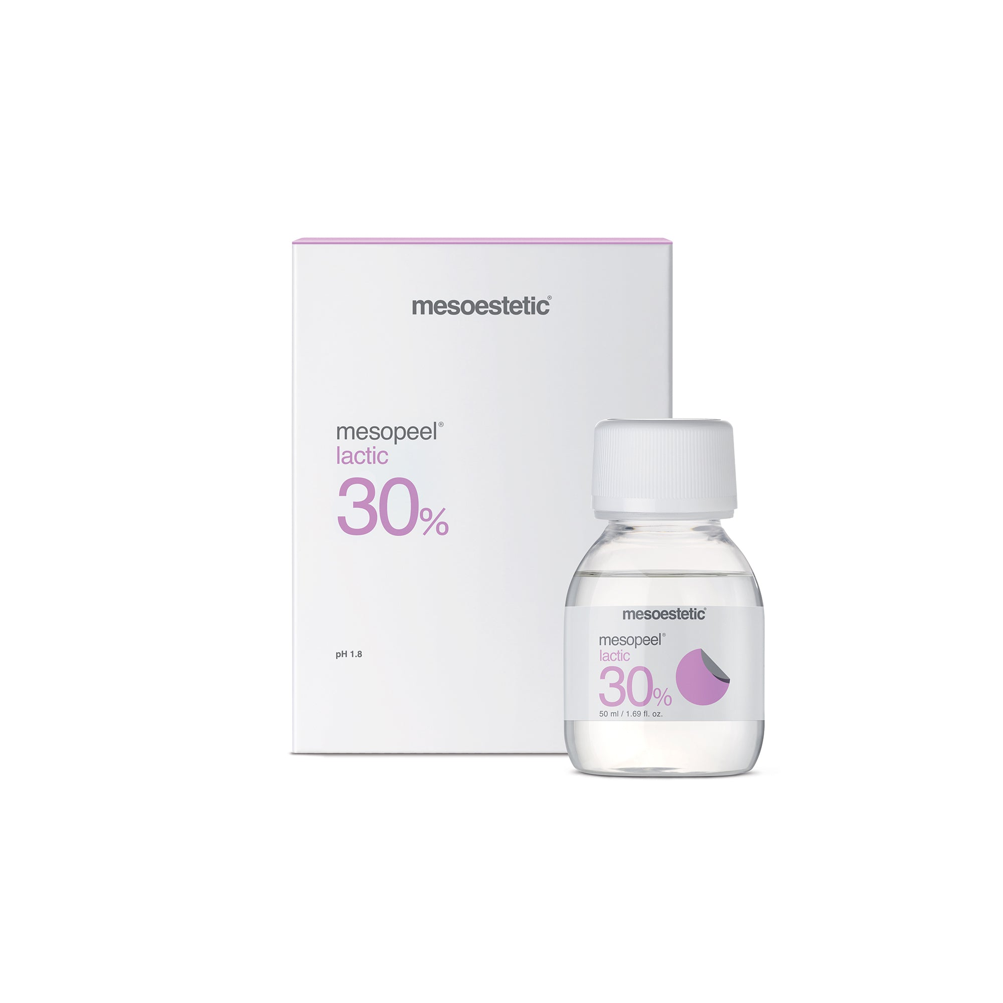 mesopeel lactic 30% - 50 ml + 1 neutralizing spray