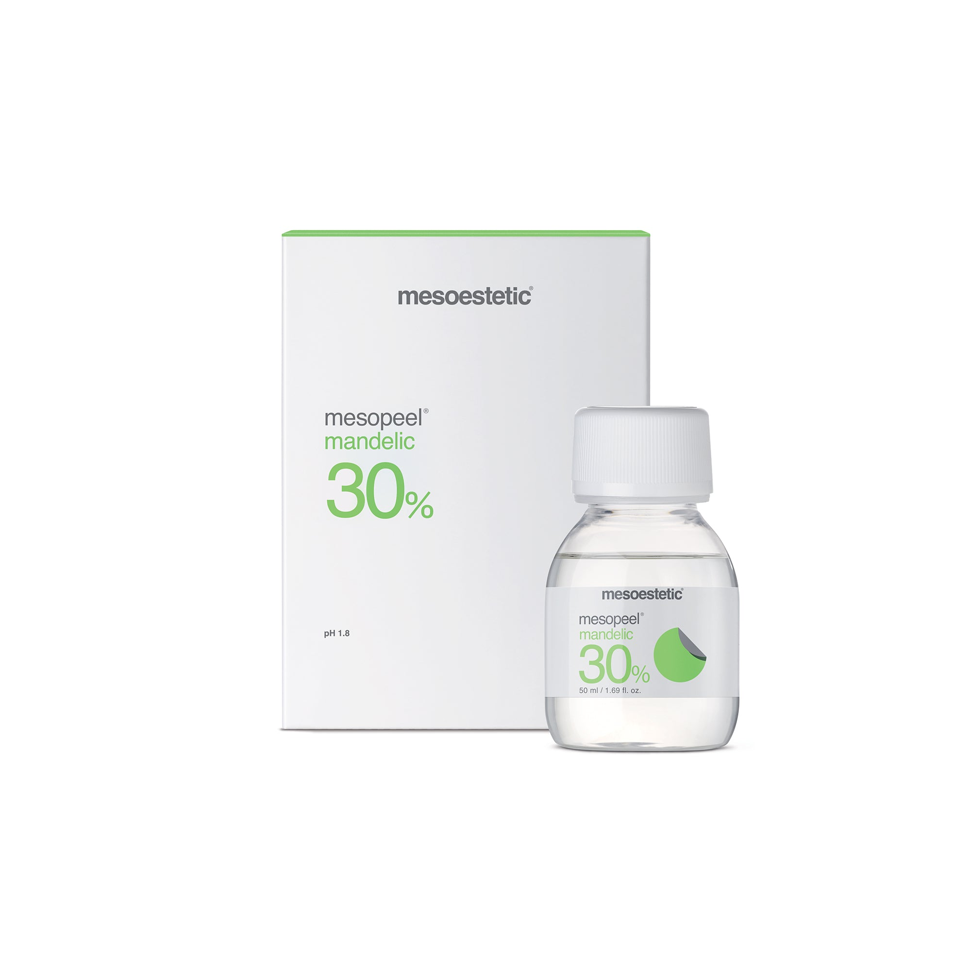 mesopeel mandelic 30% - 50 ml + 1 neutralizing spray