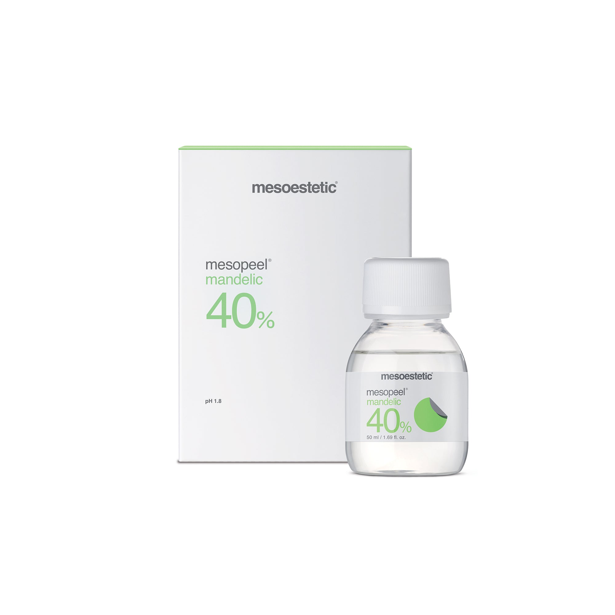 mesopeel mandelic 40% - 50 ml + 1 neutralizing spray