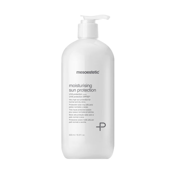 moisturising sun protection - 500 ml
