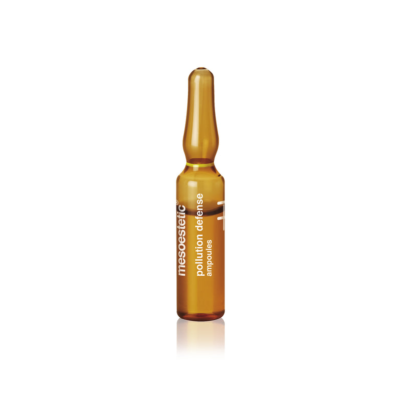 pollution defence ampoules - 10 x 2 ml