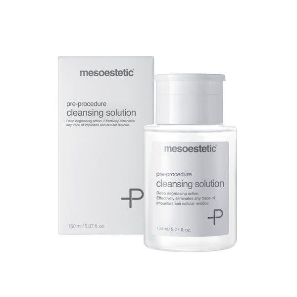 pre-procedure cleansing solution  - 150 ml