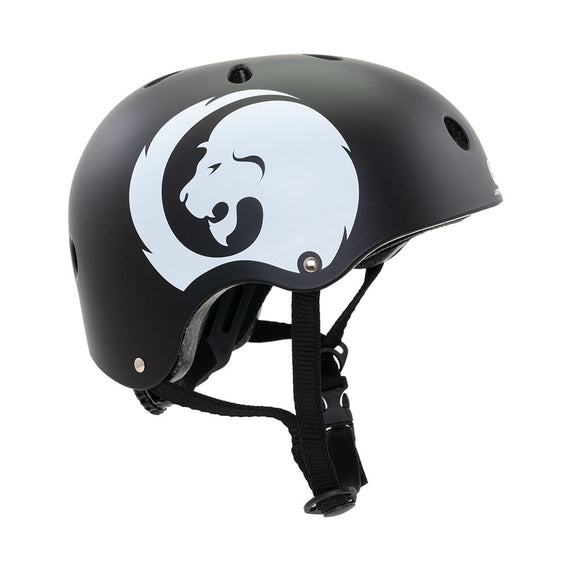 Casco, Talla Ajustable Negro