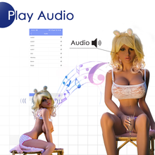 Load image into Gallery viewer, 5.18ft Beautiful Smart Sex Doll-Angelia