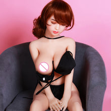 Load image into Gallery viewer, Lillian 140cm Petite Cute Sex Doll