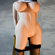 Load image into Gallery viewer, Lorraine 140cm Toothy Pure Sex Doll