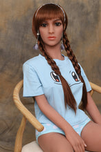 Load image into Gallery viewer, Christal 148cm Pure Schoo Girl Realistic Sex Doll
