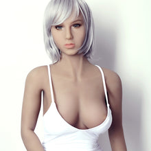 Load image into Gallery viewer, Nicole 163cm White Head Plum Sex Doll