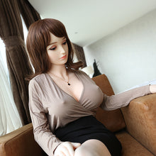 Load image into Gallery viewer, Felicity 165cm European Deep Eyes Sex Doll