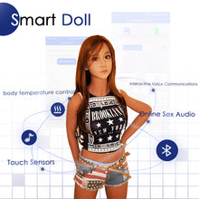 Load image into Gallery viewer, Big Boobs Smart Doll 158cm-Betsy