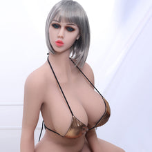 Load image into Gallery viewer, Janet 163cm Fat Ass Oral Sex Love Doll