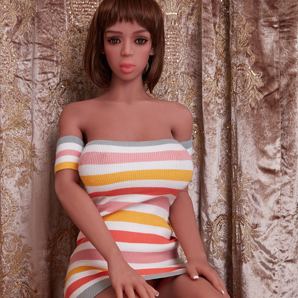 Eunice 170cm Big Boobs Africa Sex Doll