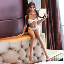 Load image into Gallery viewer, Camille 140cm White Lace Sex Doll