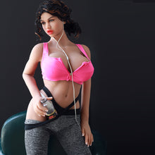Load image into Gallery viewer, Caitlin 166cm Huge Breast Sex Doll