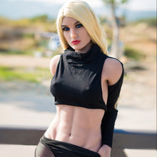 Load image into Gallery viewer, Hilda 164cm Blonde Muscle Real Sex Doll