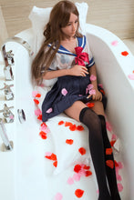 Load image into Gallery viewer, Beulah 145cm Pure School Girl Flat Sex Doll