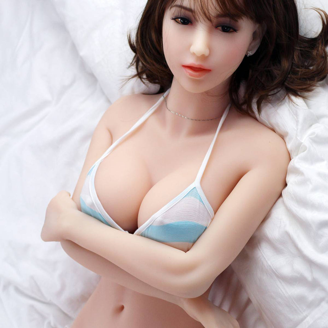 Yoyo 158cm Soft Big Breast Japanese Sex Doll