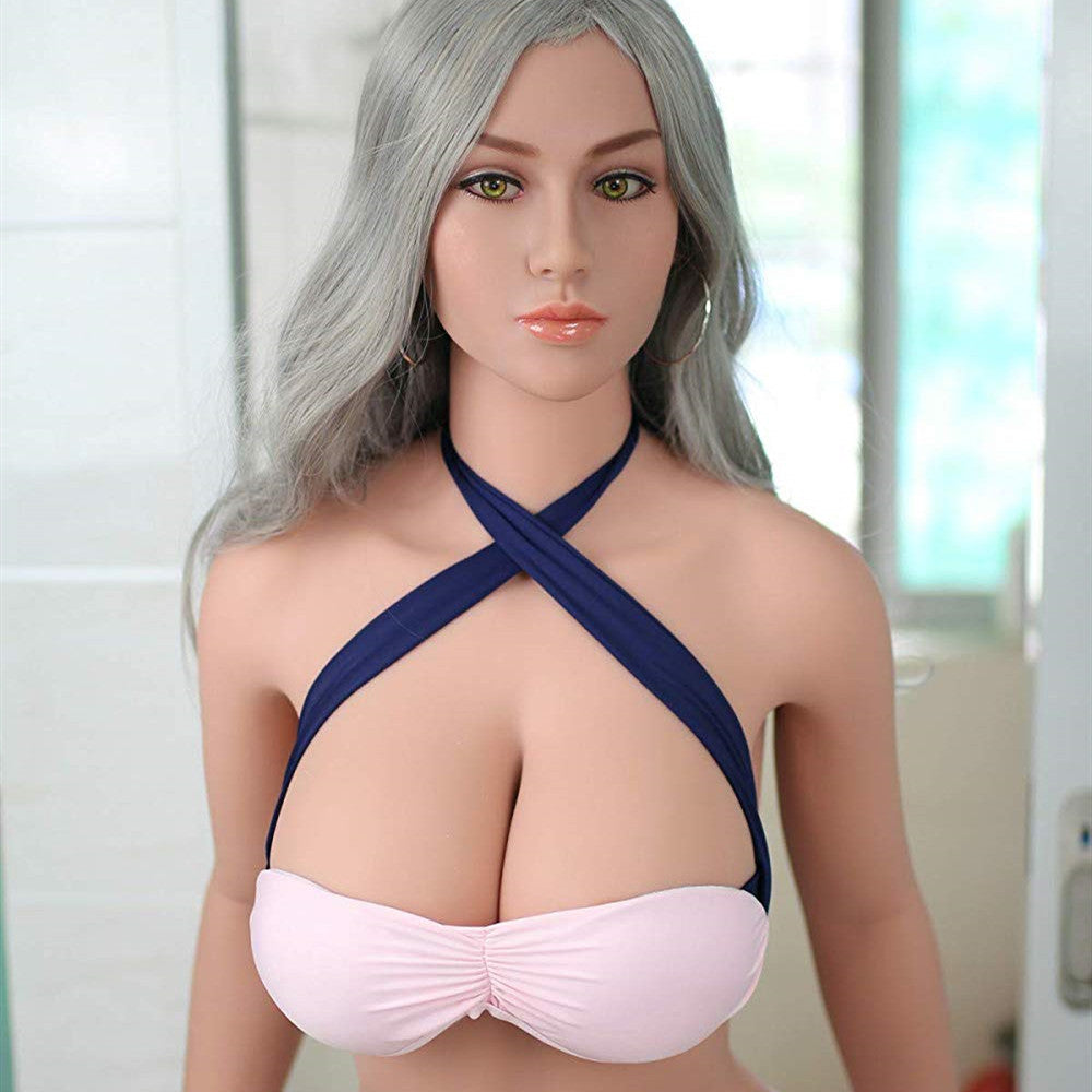 NWDoll 158cm (5.18ft) TPE Solid Sex Love Doll Holes - Sophie