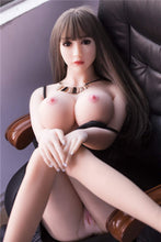 Load image into Gallery viewer, Abby 158cm Big Breast Skinny TPE Sex Doll