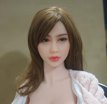 Load image into Gallery viewer, Sex Doll Head for 140cm-173cm Doll