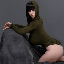 Load image into Gallery viewer, Enya 163cm Big Breast Punk Sex Doll
