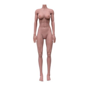 Muscle Sex Doll Body for Men -162cm