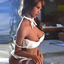Load image into Gallery viewer, Mavis 160cm Black Beauty Sex Doll