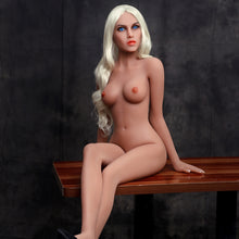 Load image into Gallery viewer, 157cm Blue Eyes Blonde Sex Doll