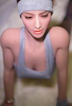 Load image into Gallery viewer, Blanche 170cm Skinny Sport Sex Dolls