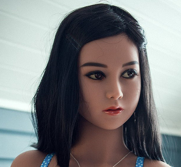 TPE Sex Doll Head-#01