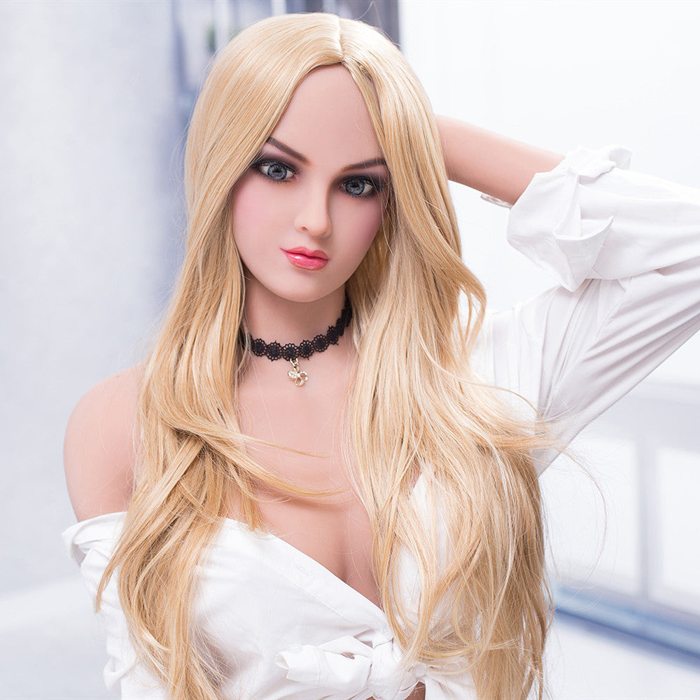 Faye 157cm French Long Blonde Sex Doll