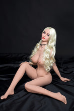 Load image into Gallery viewer, Gella 165cm Big Breast Blonde Sex Doll