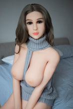 Load image into Gallery viewer, NWDoll 170cm (5.58ft) TPE Solid Sex Love Doll 3 Holes - Sawyer