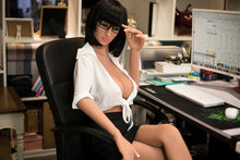Load image into Gallery viewer, 165cm Office Lady Sex Doll-Stephanie