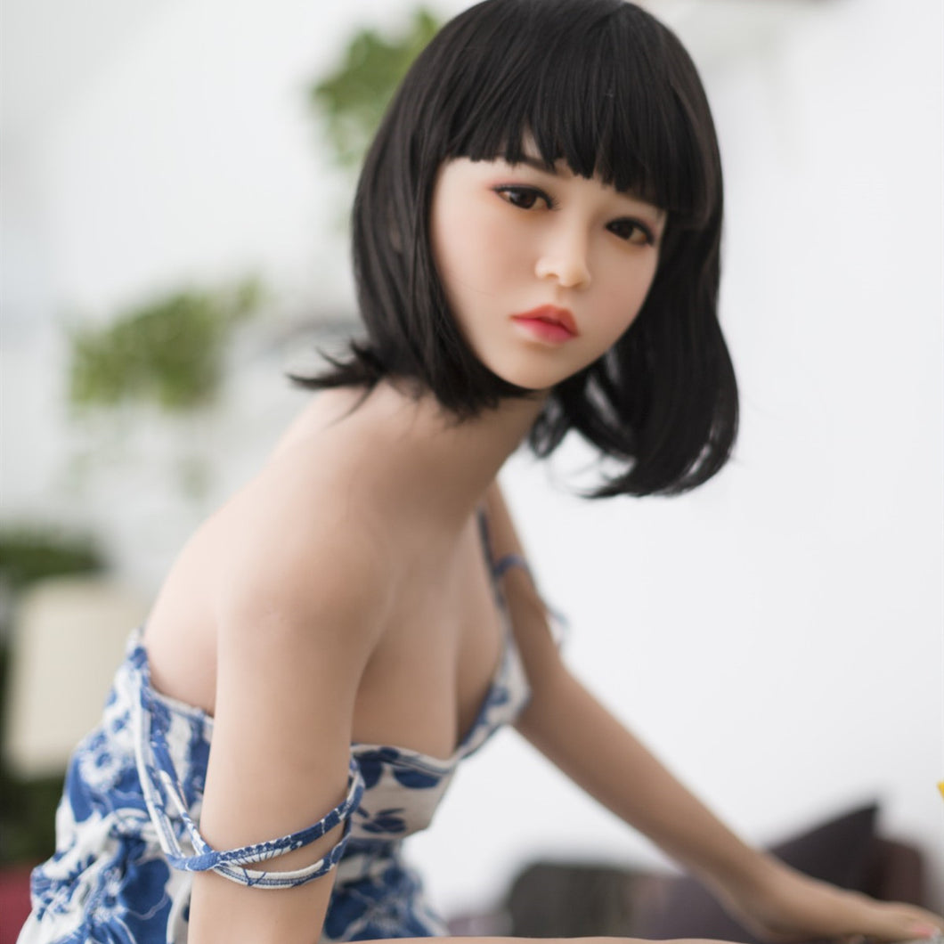 Addison 145cm Small Chest Japanese Sex  Doll