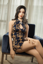 Load image into Gallery viewer, Cailey 160cm A Cup Flat Asian Sex Doll