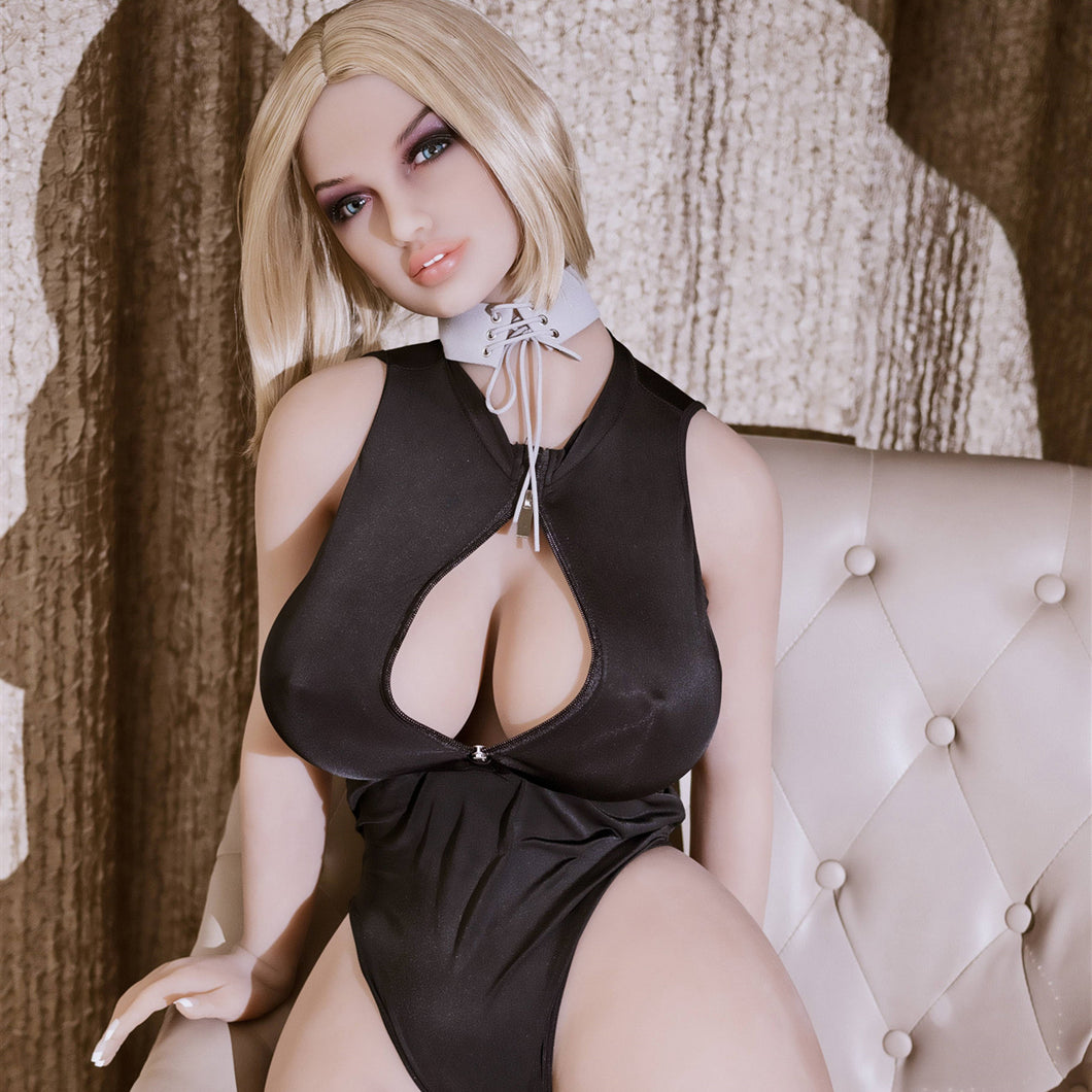Zenobia 155cm Fat Ass Blonde Sex Doll