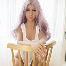 Load image into Gallery viewer, Elise 158cm C Cup Purple Hair Sex Doll