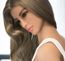 Load image into Gallery viewer, Mature America Face Sex Doll Head for Men