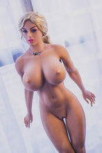 Load image into Gallery viewer, Astrid 163cm Big Breast Fat Ass Blonde Sex Doll