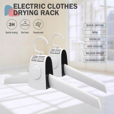 Electric Clothes Drying Racks Portable Mini Clothes Dryer - MYTONSEE